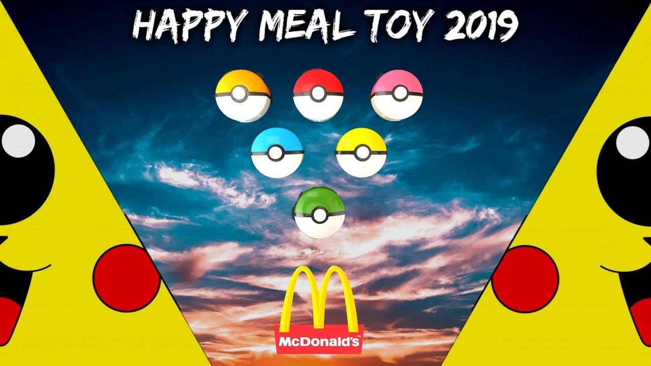 Fake Karten Bei Mcdonalds Spezial Promo Sammelkarten Pokemon Spielzeug Toy Unboxing
