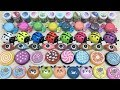 MIXING ALL MY SLIMES!! SLIMESMOOTHIE! SATISFYING SLIME VIDEO PART 48 !