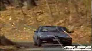 Alfa Romeo 164 V6 turbo, provata su strada da Giancarlo Baghetti