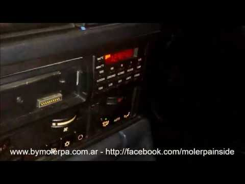 BMW 525i E34 Megasquirt OBC Fuel Econometer