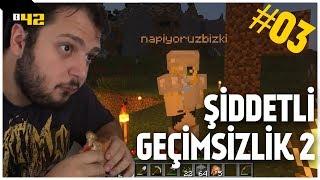 İLK GÖRÜŞTE AŞK!!?! | Şiddetli Geçimsizlik S2E3 | Minecraft