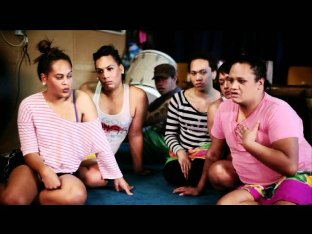 TAGATA PASIFIKA: Pearls of Meganesia are a group of young Fa'afafine and Akavaine