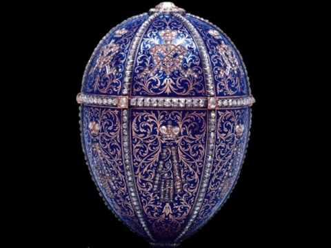 Peter Carl Fabergé   -  Fabergé eggs
