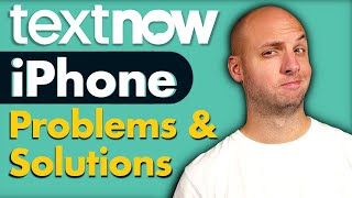 TextNow Wireless Problems iPhone screenshot 5