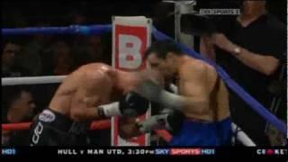 Los mejores KO´s del boxeo en 2009 - Parte1