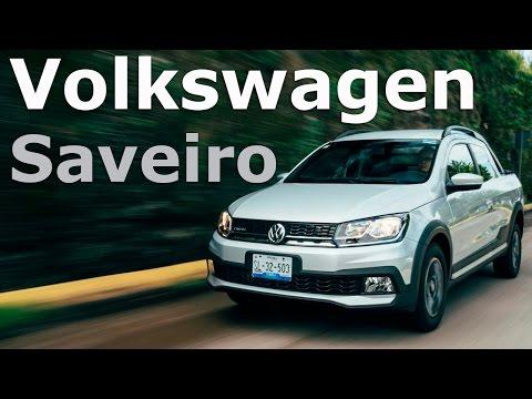 Volkswagen Saveiro 2017 - Más Equipada, Más Segura Y Renovada | Autocosmos