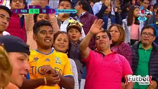 Pachuca vs Tigres UANL 2 1 Jornada 4 Ap 2017 Liga MX RESUMEN GOLES COMPLETO