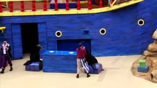 Clyde and Seamore Take Pirate Island! Farewell Show SeaWorld