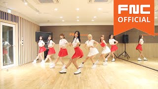 Repeat youtube video AOA - 심쿵해 (Heart Attack) 안무영상(Dance Practice) Full Ver.