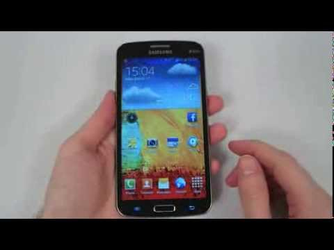 Samsung Galaxy Grand 2 DuoS unboxing and hands-on