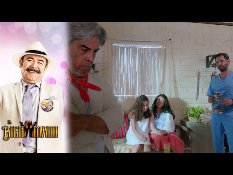 Alexis, sospechoso de agredir a Luz Marina | El Bienamado - Televisa