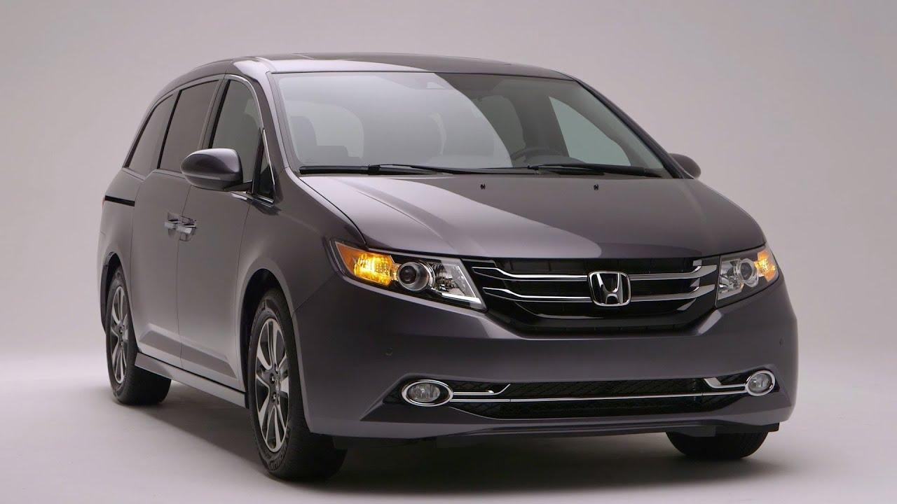 2014 Honda Odyssey Touring Elite  YouTube