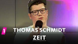 Thomas Schmidt: Zeit