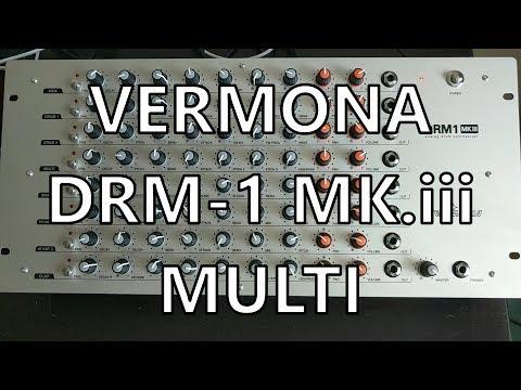 Vermona DRM1 Pt. 04 - Multi