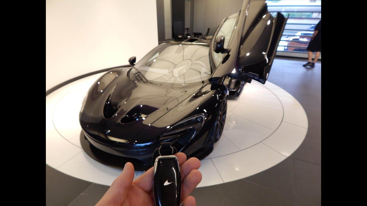 2014 McLaren P1 Walk Around & Interior! 1080p HD - YouTube