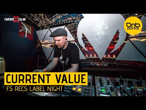 Current Value - Forbidden Society Recordings Label Night [DnBPortal.com]