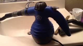 DB-Tech Hand-Held Steam Cleane…