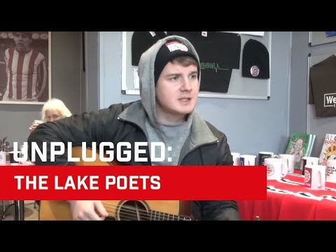 UNPLUGGED: The Lake Poets play hit song at ALS' Roker End Cafe