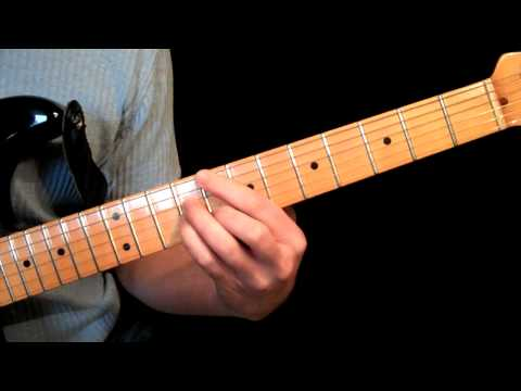 Major Seventh Chords Guitar Lesson Using The CAGED Method