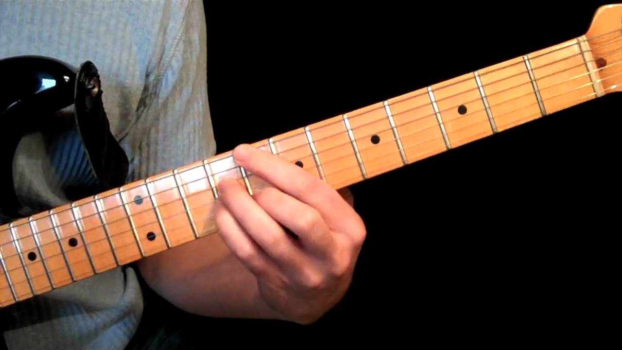 Major Seventh Chords Guitar Lesson Using The Caged Method Youtube