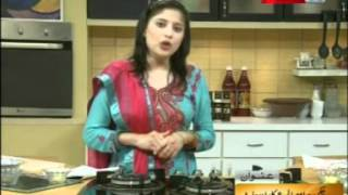 ''healthy Cooking'' - Ep# Chicken Hara Masala & Corn Chaat Part-1/4 (11-june-12) Health Tv.mpg