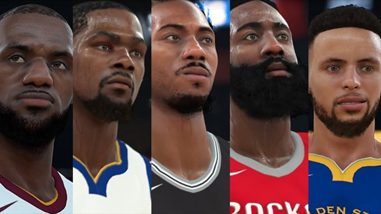 NBA 2K18 Top 10 Players in the League! Do You Agree?