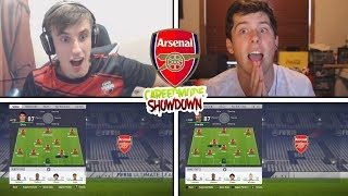 PRO CLUBS vs MY PLAYER | FIFA 18 CAREER MODE SHOWDOWN!! vs. BFordLancer48 (ARSENAL)