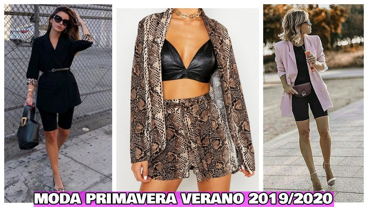 [VIDEO] - OUTFITS CASUALES - PRIMAVERA VERANO 2019/2020 - FASHIONISTAMODA777 6