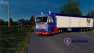 ETS2 1.28 - Promods 2.20 - Scania 143M - Jēkabpils to Nowogard
