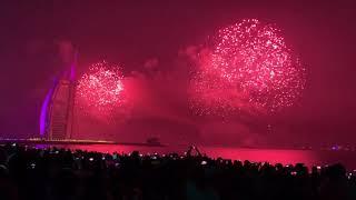 New Year 2020 Jumeirah Beach fireworks 4k HD New Year& 39 s Eve In Dubai Visit Dubai