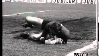 1969 April 20 Poland 8 Luxembourg 1 World Cup Qualifier