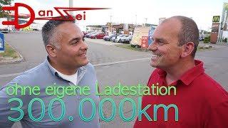 300.000km mit dem Elektroauto ohne eigene Ladestation