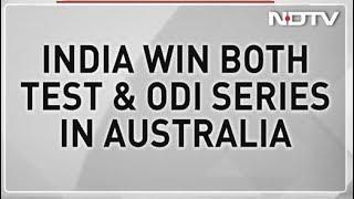 MS Dhoni Special Gives India 1st Bilateral ODI Series Win In Australia