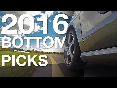 The Lowest-Rated Cars in 10 Categories | Consumer Reports