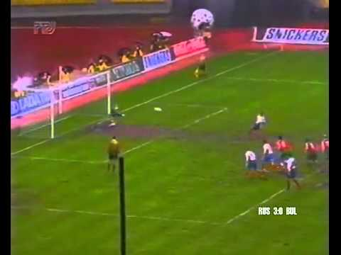 11.10.1997 Russia - Bulgaria 4:2