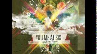 You Me At Six - Liquid Confidence -lyrics-