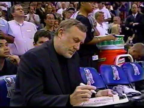 2002 SAC-LA starting lineups, Game 7