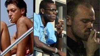 Kурящие футболисты. Известные футболисты, замеченные с сигаретой(Мы все знаем, что курение – вредно. Но многие не придают этому значения. Считается, что спорт и вредные привы..., 2016-02-12T17:34:51.000Z)
