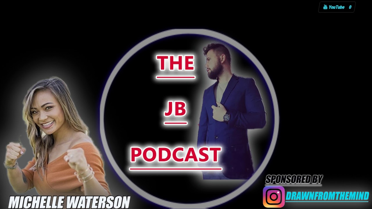 The Jb Podcast Episode 45 Michelle Waterson Husband Joshua Gomez Professional Mma Fighter Youtube This lovely couple (michelle and joshua) married each other is a small ceremony held at hacienda vargas in algodones. youtube