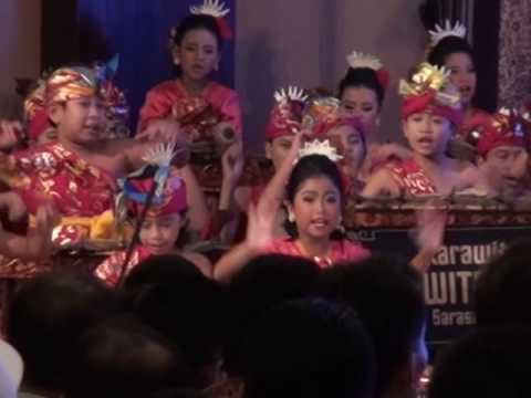MERAH PUTIH #Pasraman Padma Bhuana Saraswati Yogyakarta