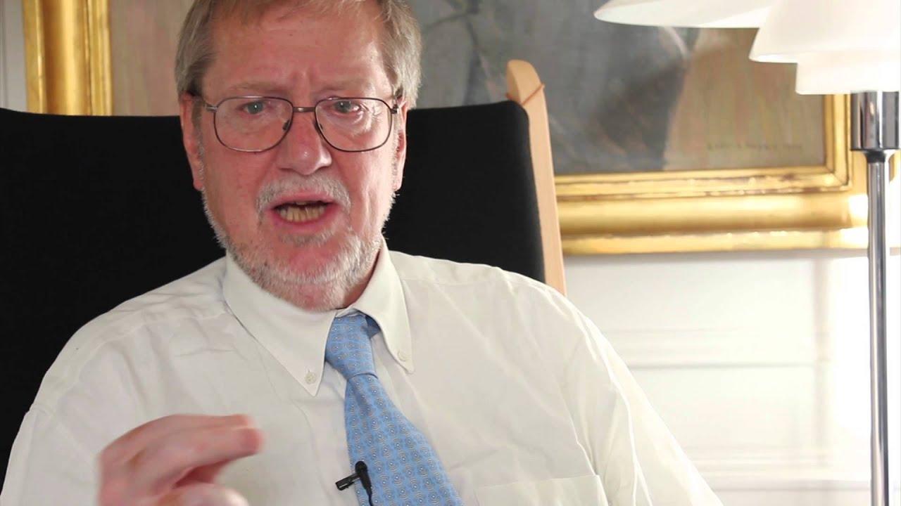 Få ældre i Folketinget - 2012