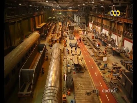 Iran Tukarail co. rail transportation & maintenance across the country شركت توكاريل حمل و نقل ريلي