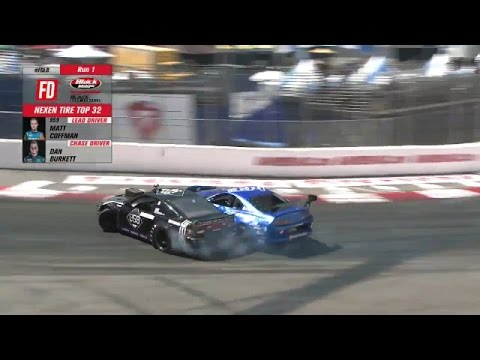 Formula DRIFT Long Beach 2017 Top 32 Livestream Replay