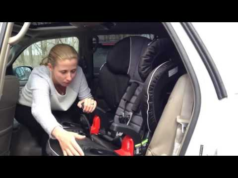 Britax Pinnacle G11 Clicktight Harness 2 Booster Review