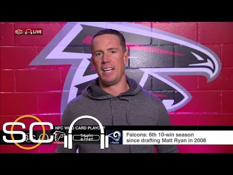 Matt Ryan is proud of the Atlanta Falcons