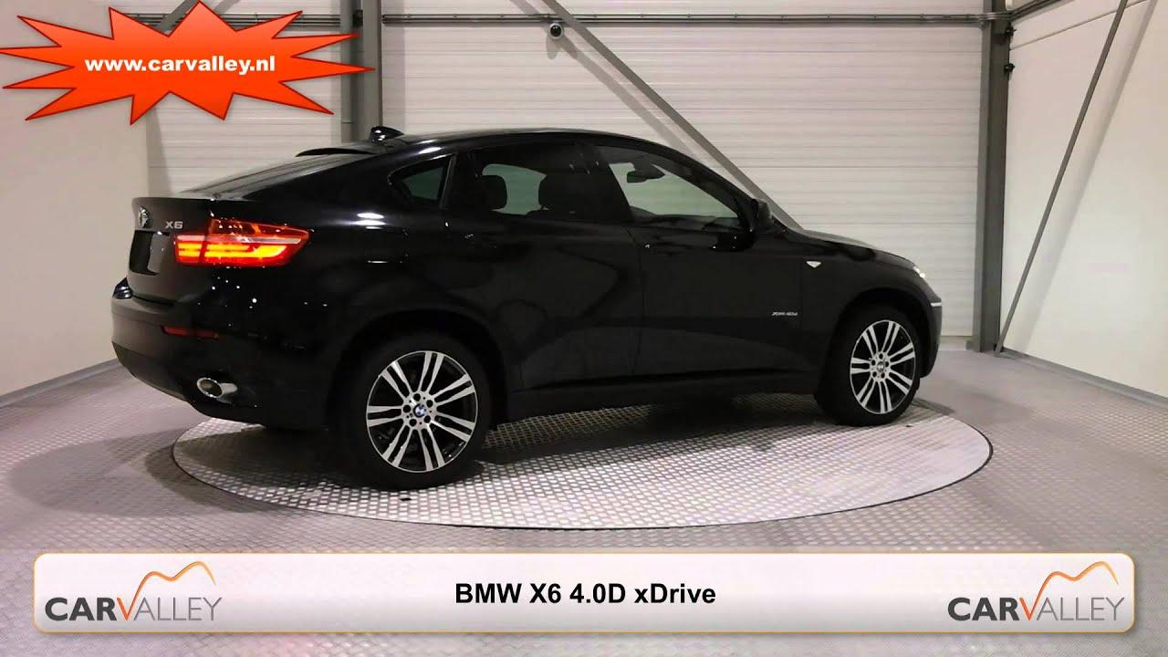 BMW X6 4 0D xDrive 1080p