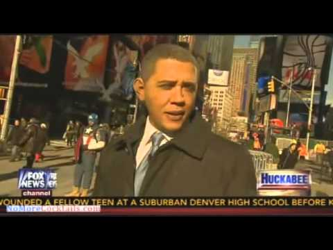 Obama hits the streets of New York to promote Selfies for Obamacare