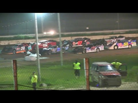 Late Model Feature at Thunderbird Raceway on 5-27-17
