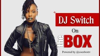 Dj Switch - X Factor West Africa winner   The Box Show.