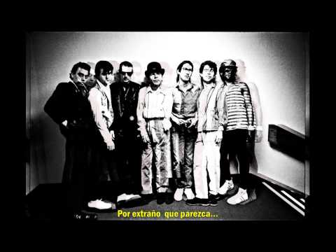 Ian Dury and The Blockheads - I Believe (Subtitulado Español)